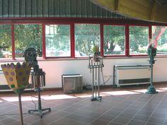 2008- Biblioteca multimediale, Parco di Pinocchio, Collodi (Pt)
