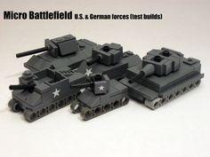 lego micro tanks - Google Search