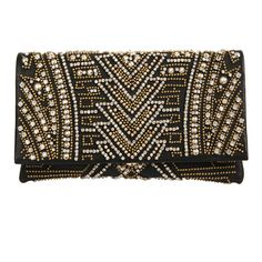 Balmain clutch  #accessories #handbag