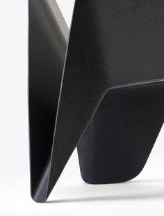 Carbon Chair by Thomas Feichtner