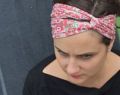 headband Madmoiselle Chez Machine