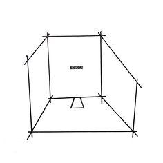 #ayracmt3 #kinetik #küp #frame #hub #design #sketch Wardrobe Rack, It Works, Decor, Decoration, Decorating, Nailed It, Deco