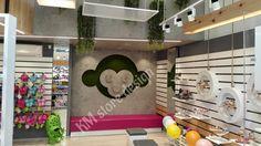 843d1504d3e Η KM store design ολοκλήρωσε την κατασκευή του καταστήματος παιδικών  παπουτσιών Funkey Monkey στη Νέα Ιωνία