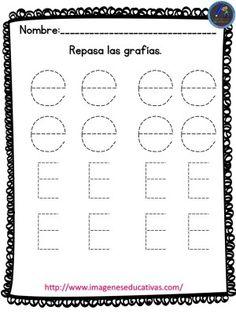 Completo cuaderno para repasar las VOCALES más de 50 fichas - Imagenes Educativas