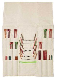 Della Q Natural Collection Combo Needle Case