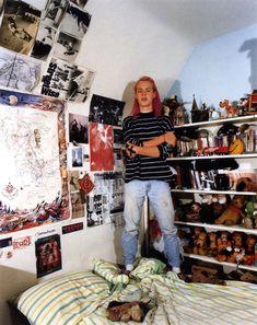 In My Room: Teenagers in Their Bedrooms, Adrienne Salinger, 1995