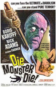 Die Monster Die ! (1965)