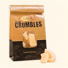 Sandalwood & Amber Fragrant Crumbles - Set of 2
