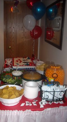 Graduation Party Food Ideas - Graduation Party Ideas