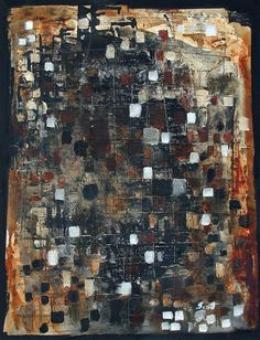 "# 1003 ""concrete and clay"" / scottbergeyart"