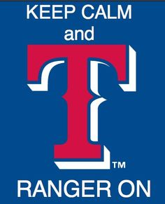 Texas Rangers!