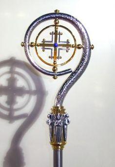 Roman Church, Roman Catholic, Mish Mash, Sacred Art, Walking Sticks, Appointments, Metal Working, Artsy, Christianity