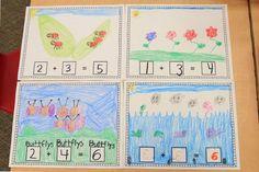Go Math Kindergarten Lesson Plans New Addition Story Templates to Go with Book if You Were A Kindergarten Math Activities, Kindergarten Lesson Plans, Preschool Math, Math Classroom, Fun Math, Teaching Math, Kindergarten Addition, Subtraction Activities, Kindergarten Freebies