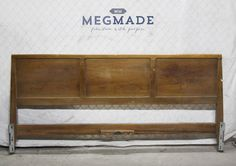 #2232-01897 #Customizable MCM King #Headboard by MegMade,  View more on the LINK: http://www.zeppy.io/product/gb/3/272869842/