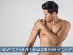 For those suffering from shoulder pain or rotator cuff injuries, it is impossible to get comfortable at night, but we found 10 useful tips that you can try! Shoulder Pain At Night, Sleep Help, Cant Sleep, Why I Run, Olympic Weightlifting, Rotator Cuff, Runners High, Injury Prevention, Amigurumi