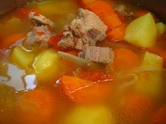 HEALTHY ... Vegetable Soup