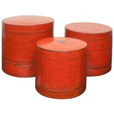 lacquerware burma orange - Google-søgning