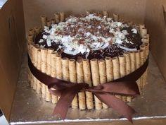 Extreme Chocolate Cake!