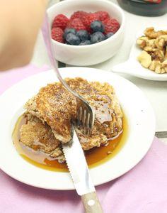Coconut Flour Pancakes 5