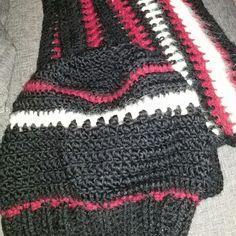 Sjaal en muts voor december maand ⛄❄