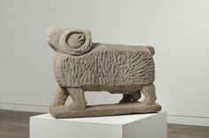 Untitled (Ram), William Edmondson