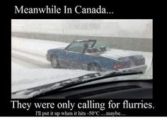 Meanwhile on Canada