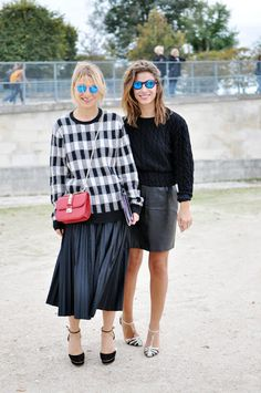 Tales on Trends: Trend alert! mirrored sunglasses