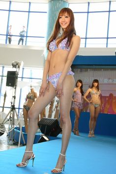 The most beautiful models in Japan