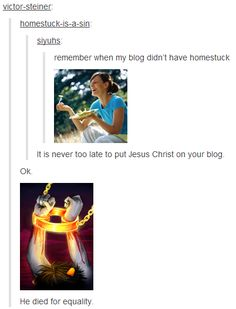 tumblr, blog, Sufferer, Jesus, Christ
