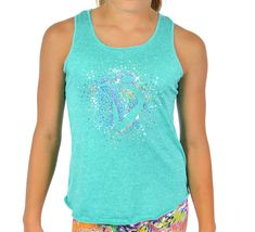 This tank is super light, stretchy, and comfy! Fall Collections, Dna, Gymnastics, Tank Tops, How To Wear, Women, Fashion, Fitness, Moda