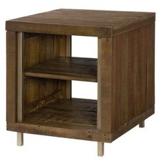 Check out what I found at La-Z-Boy! Flashback Rectangular End Table