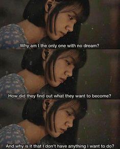Korea Quotes, Quotes Drama Korea, Korean Drama Quotes, K Quotes, Film Quotes, Mood Quotes, Kdrama, Korean Drama Tv, Quotes That Describe Me