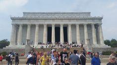 Lincoln Memorial #WashingtonDC