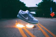 "ab524d16d4a2 DUNKS NOT DEAD! New Nike Dunk Low Premium SB ""Mag"" inspired by the"