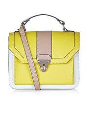 Mini Top Handle Satchel Bag