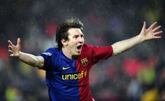 Lionel Messi, the legend!! Best player i ever have seen on a football pitch.