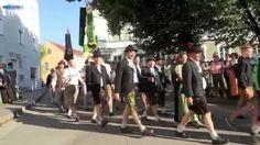 31. Isener Volksfest 2015 - der Volksfesteinzug am 24.06.2015