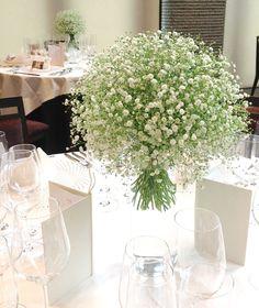 # Vress et Rose # Wedding # whitegreen # Guest table# Flower # Bridal #Vintage # ブレスエットロゼ #ウエディング# 白#テーブルコーディネート# ゲストテーブル # カスミ草#花 # ブライダル#ビンテージ