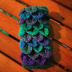DIY Crochet Iphone6 case