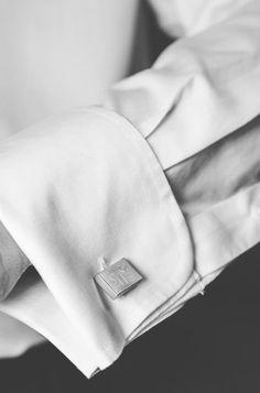 ADORO: Botões de punho personalizados // Customized cufflinks