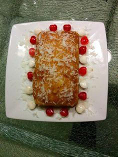 Dominican Pineapple Upside Down Cake