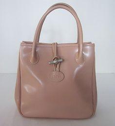 Rare Pink Longchamp Bag