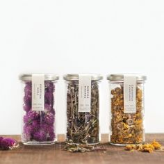 glass loose tea packaging ideas - Google Search