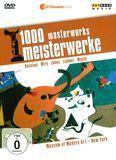 1000 Masterworks: Museum of Modern Art - New York [DVD] [Eng/Fre/Ger] [2011]