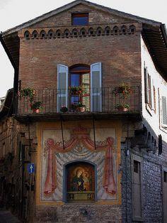 San Gimignano, Toscana, Italy