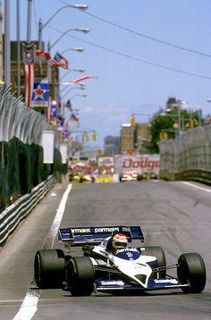 RETRO: F1 in Detroit. RACER.com