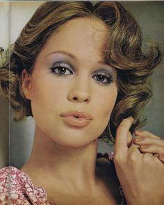70s, makeup, girl, inspiration