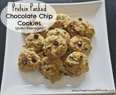 ... | Healthy Cookie Recipes, Applesauce Cookies and Workout Watch