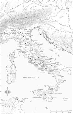 Free Maps of the Ancient World in pdf. Very nice and very useful. Maps for ancient places are hard to find that are free. The free map downloads are for the Aegean, Byzantium, Egypt, Iberian Peninsula, Italy and Sicily, Mediterranean Physical.  Mediterranean Political  Roman Empire  Rome