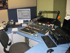 Noosa Community Radio Onair Studio